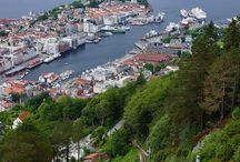 Norway / I have been Interested in Norway for most of my life and I can claim no  connections with Norway other than a desire to see one of Natures most beautiful countries in the flesh. To sail the Fjords eat some yummy food and generally allow nature to tease my eyes.