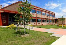 Vance Chapman School / St. Bernard School | Architects | FORM Architecture Engineering | Cory Stechyshyn, OAA | Project Architect