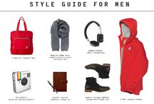 K-WAY STYLE GUIDE / Pairing K-Way with other brands and gadgets we love.