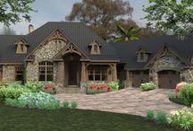 casas y jardines