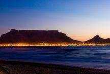 Cape Town, Western Cape, South Africa / Beautiful Africa