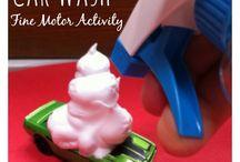 Sensory Motor Activities