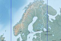 Garmin Karten /  Skandinavische + Baltische Staaten