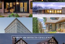 2018 Marvin Architects Challenge / This year's Marvin Architects Challenge winners have been announced! Meet each architect and discover their winning project.