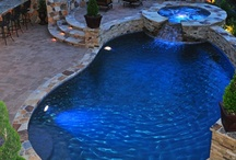 Pool inspiration! / by Cindy Schelhouse