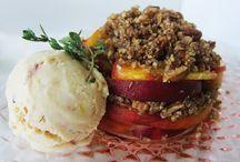 Recipes: Desserts (VEGAN) / by Katie Gabriele