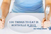 Adventures in Huntsville