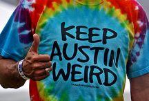 Keep Austin Weird - Our Hotel Theme