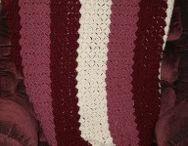 Crocheting / by Betty Reck