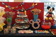 Party: Mickey & Minnie Mouse / Good old fun with Mickey and Minnie party planning ideas!