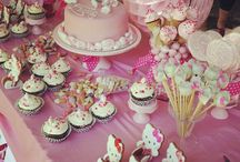 Pretty Things For You hello kitty and teenage mutant ninja turtle party