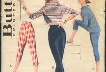 My Vintage Pattern Collection / by Casey K.