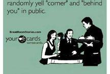 Waitress life