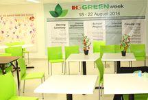 CROWNE PLAZA SEMARANG GREEN WEEK 2014