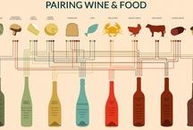 Jídlo - víno // Food - wine