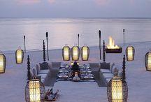 Restaurants on the Ocean