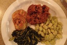 Southern Plate Lunch / A record of meals, mostly vegetable plates, plates I have eaten in my travels through the American South.