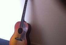 guitars etc / by Alex Breuer