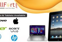 Laptops and Tablets / Discover a wide range of laptops & tablets from top brands like HP, Dell, Lenovo, Acer, Apple  and shop online only at Mallfort.com.