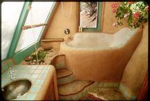 COB/tiny house
