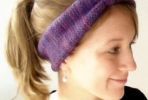 Knitting Headbands and Ear Warmers / All free knitting patterns for headbands, head wraps and ear warmers - very on trend this year. Can be worked up quickly with very little yarn.