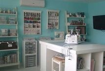 Craft Room / by Kay Milam