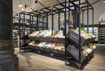 food market retail