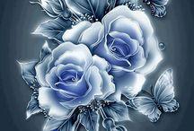 Цветы-цветочные - розы / Категория цветы
