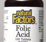 Vitamins & B9 (Folic Acid)