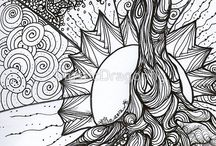 Zentangles / by Joyce Kenney