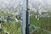 development architecture/ city