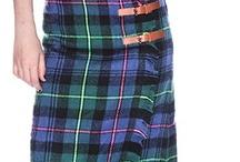 Tessuto scozzese