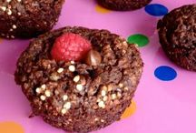 Recettes: GF muffins & sweet bread