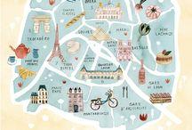 ! França / Roteiros em Paris, o que visitar na França