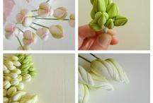 sugar,fondant, gumpaste flowers