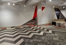 Patcraft Flooring Board / Resilient and carpet