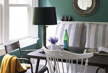 Colors for la casa! / by Holly Boyer
