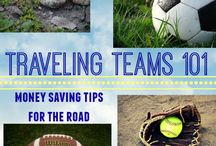 Travel Team Stuff / by Dawn Kramer