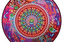Round design/mandalas / by Connie Medlock