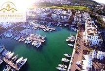 Ports in Costa del Sol, Spain / Costa del Sol amazing ports