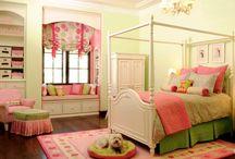 Girls Bedroom / Ideas