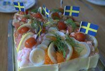 )(?? 24 ARLSCHWEDEN Schweden / Rezepte und Photos
