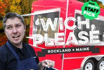 Wich, Please: Our Kickstarter Campaign / All press and materials related to our campaign to launch a new food truck in Rockland, Maine. Please repin like crazy! / by From Away
