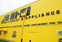 Signage / signs, banners, signage, advertising, sign, speedy signs, dynamic, advertising, jb-hi-fi, business, middlemore,