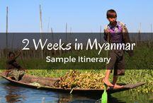 Myanmar / Trip