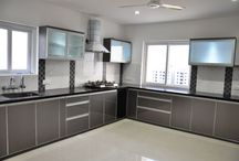 Modular Kitchen Designers Hyderabad / Koncept Living Interior Concepts offer a comprehensive range of interior design and furnishing solutions for residential and commercial spaces. Our innovative design ideas seek to take care of short-term requirements as well as protect long-term investments. We're committed to deliver superior and classy interiors with a judicious blend of the aesthetics and functional aspects.