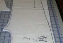 cutting & stitching