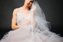 Ballerina Inspired Wedding Photoshoot / A Ballerina Inspired Editorial Wedding Photoshoot. Photography by Justin and Mary Marantz. Fashion Styling by Beth Chapman. Beauty by Erin Infantino for Simply Gorgeous by Erin.
