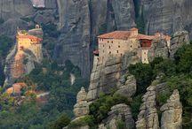 greek landscape photos