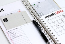 notepads and organizers